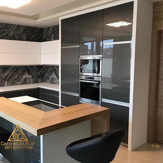 مدرنترین کابینت آشپزخانه