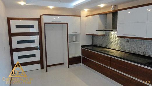 ساخت انواع کابینت آشپزخانه مدرن و شیک