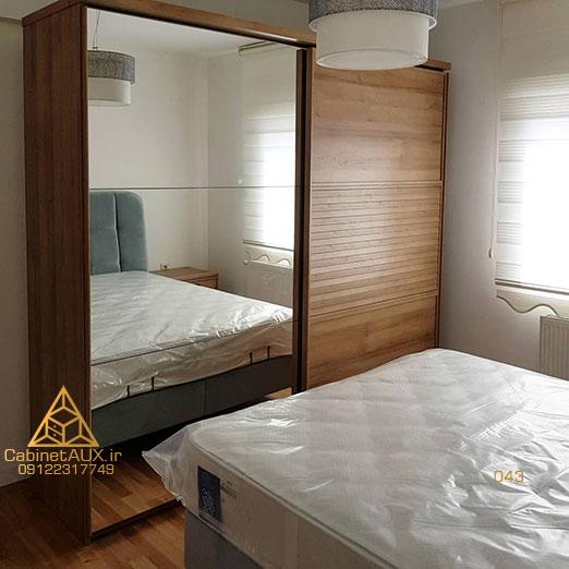 کمد اتاق خواب در ریلی