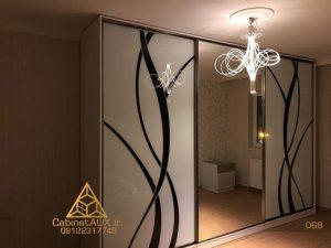 کمد دیواری آینه
