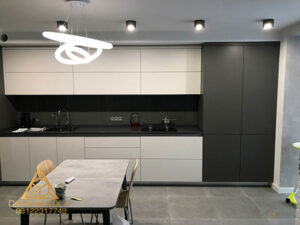 کابینت آشپزخانه ام دی اف مدرن