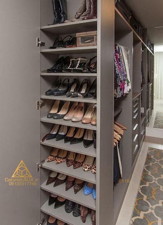 کمد کفش و لباس زنانه