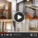 فیلم های کابینت آشپزخانه و کمد دیواری