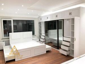 کمد دیواری برای اتاق خواب